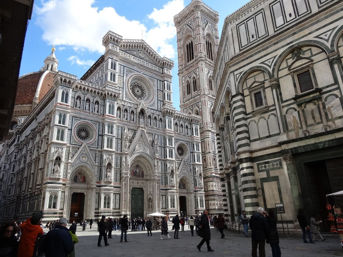 Italian Florence: Best Restaurants In Florence, Italy