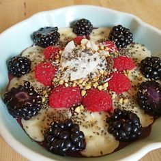 Uncle Sam Smoothie Bowl