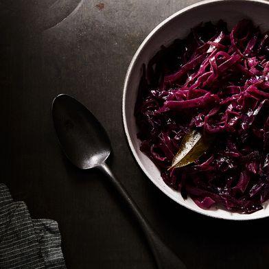 Grandma Netta's Red Cabbage