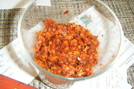 Kwazy Wabbit Carrot Harissa