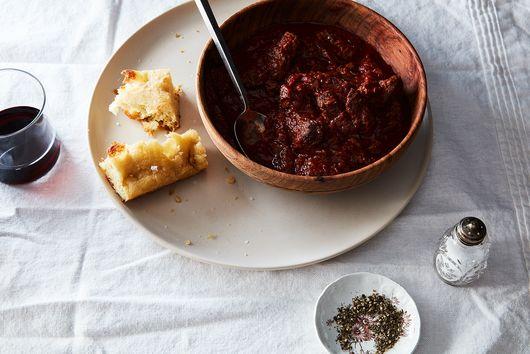 Zighini (Spicy Beef Stew)