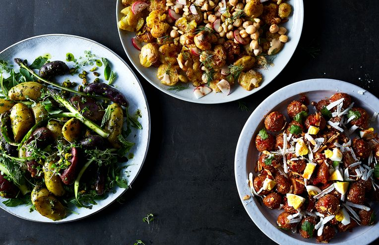 How to Make a Potato Salad That'll Upstage the Classic