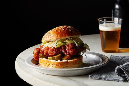 For the Spiciest Fried Chicken, Make Hot Chicken