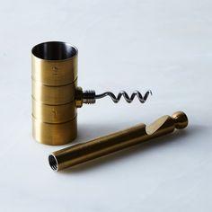 Brass 4-in-1 Bar Tool