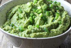 Spicy Green Hummus Recipe