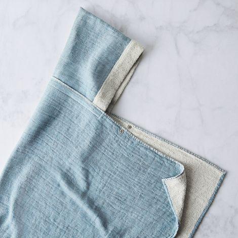 Organic Cotton Japanese Hooded Bath Towel