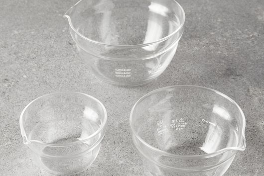 Japanese Nesting Prep Bowls (Set of 3)