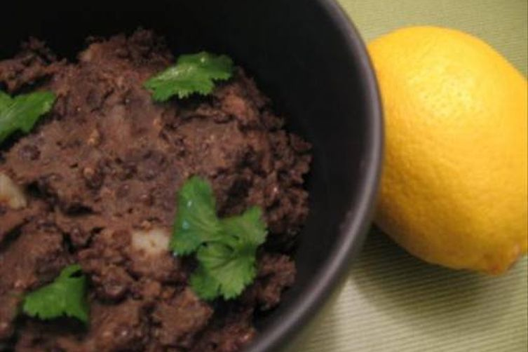 Lentils with Chard and Lemon 'ADAS BI HAAMUD