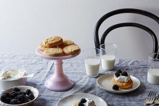 Gluten-Free Butter Biscuits
