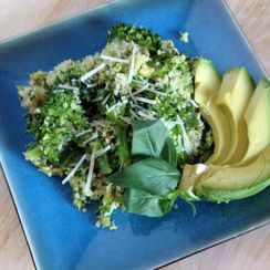 Green with Envy Superfood Lunch