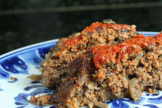 Buffalo Meatloaf