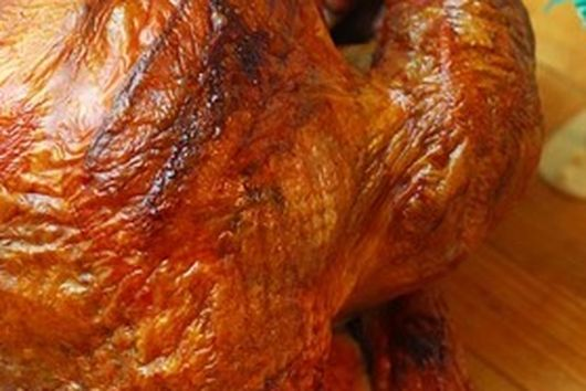 Caja China Style Recipe: Roast Turkey