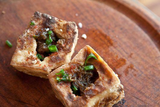 Crispy Japanese Tofu Bites