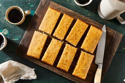 Cinnamon-Anise Snack Cake