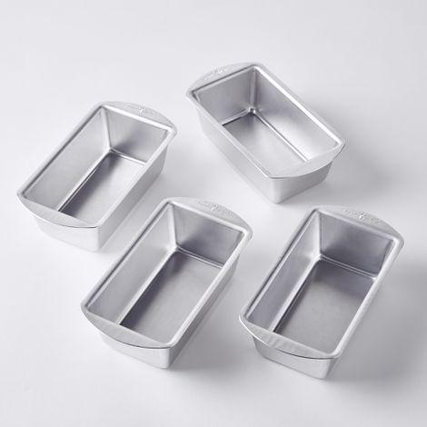 Nordic Ware Mini Loaf Pans (Set of 4)