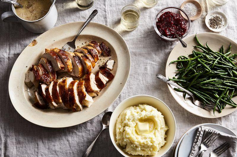 Finally: A Genius, Fully Make-Ahead Thanksgiving Turkey