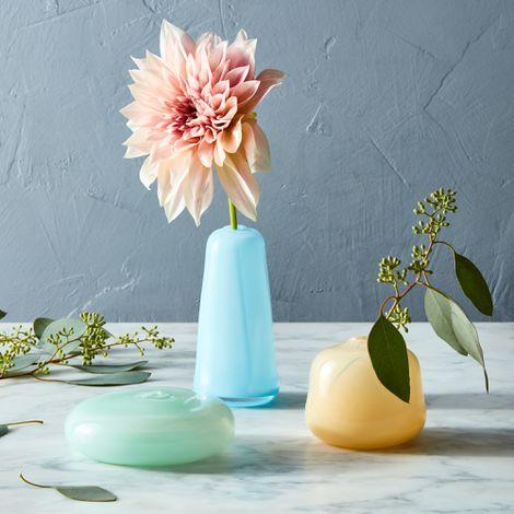 Hand-Blown Little Gem Bud Vases