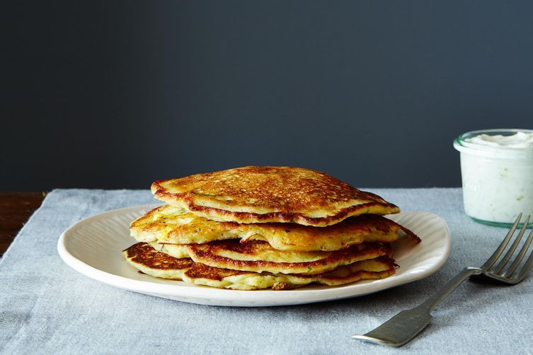 Savory Corn Masa Cakes on Food52