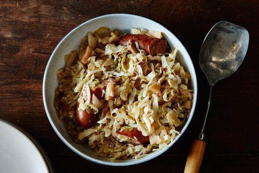 Southern Slow-Cooker Choucroute