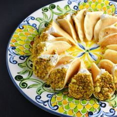 Atayef Asaferi, Arabic Pancakes