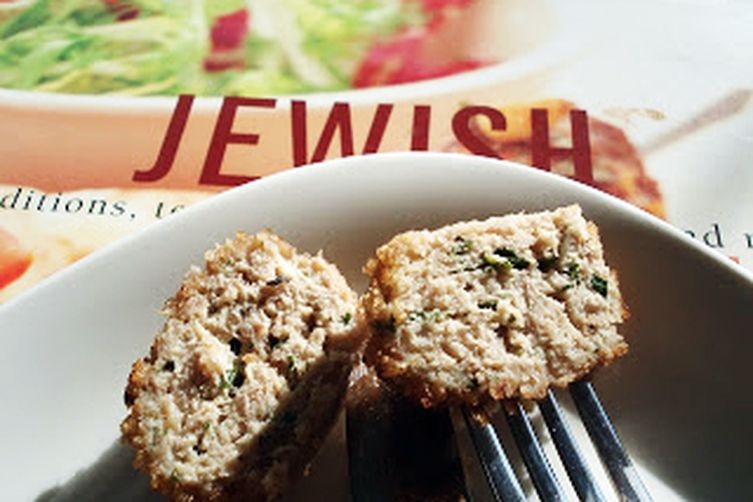 K'tzitzot (Israeli Meatballs)