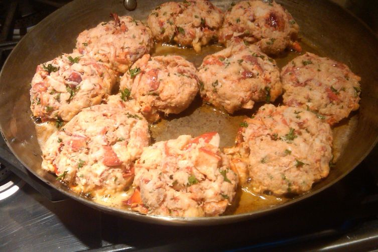 Lobster cakes recipes
