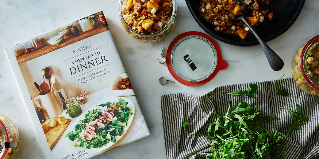 Community member em-i-lis cooks from Amanda & Merrill's new book