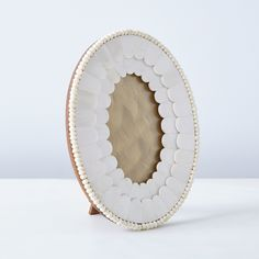 Food52 Scalloped Bone Frames