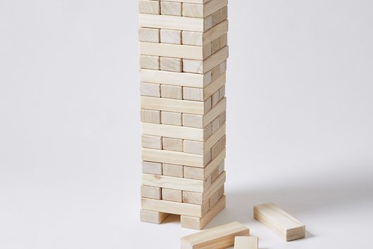 Wooden Outdoor Tumbling Timbers