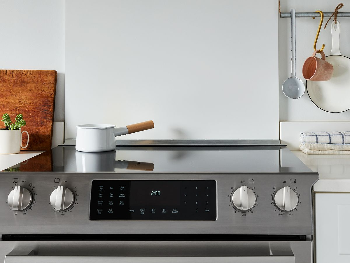 How To Clean All Stove Tops From Gl And Gas Stoves Electric