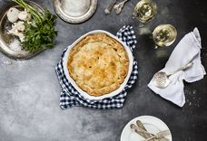 Crawfish Pie & the Power of Cooking with Strangers