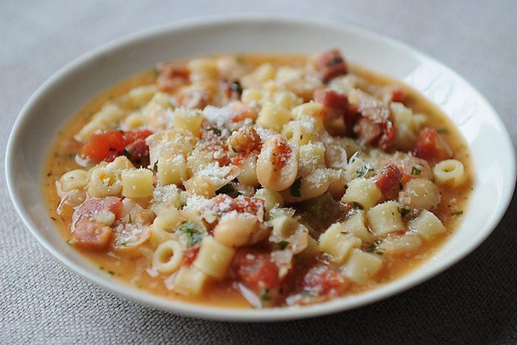 Pasta e Fagioli Recipe on Food52