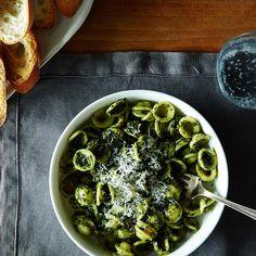 Kale Pesto Orecchiette