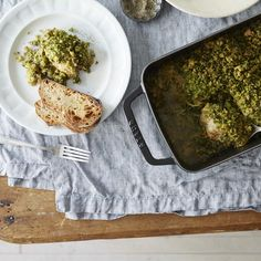 A Make-Ahead Buttery Chicken Gratin for Weeknight Dinners