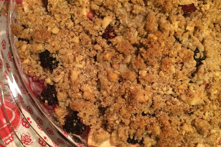 Fruit Crisp Recipe