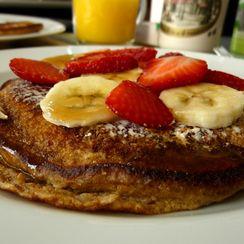 Ginger bread pancake