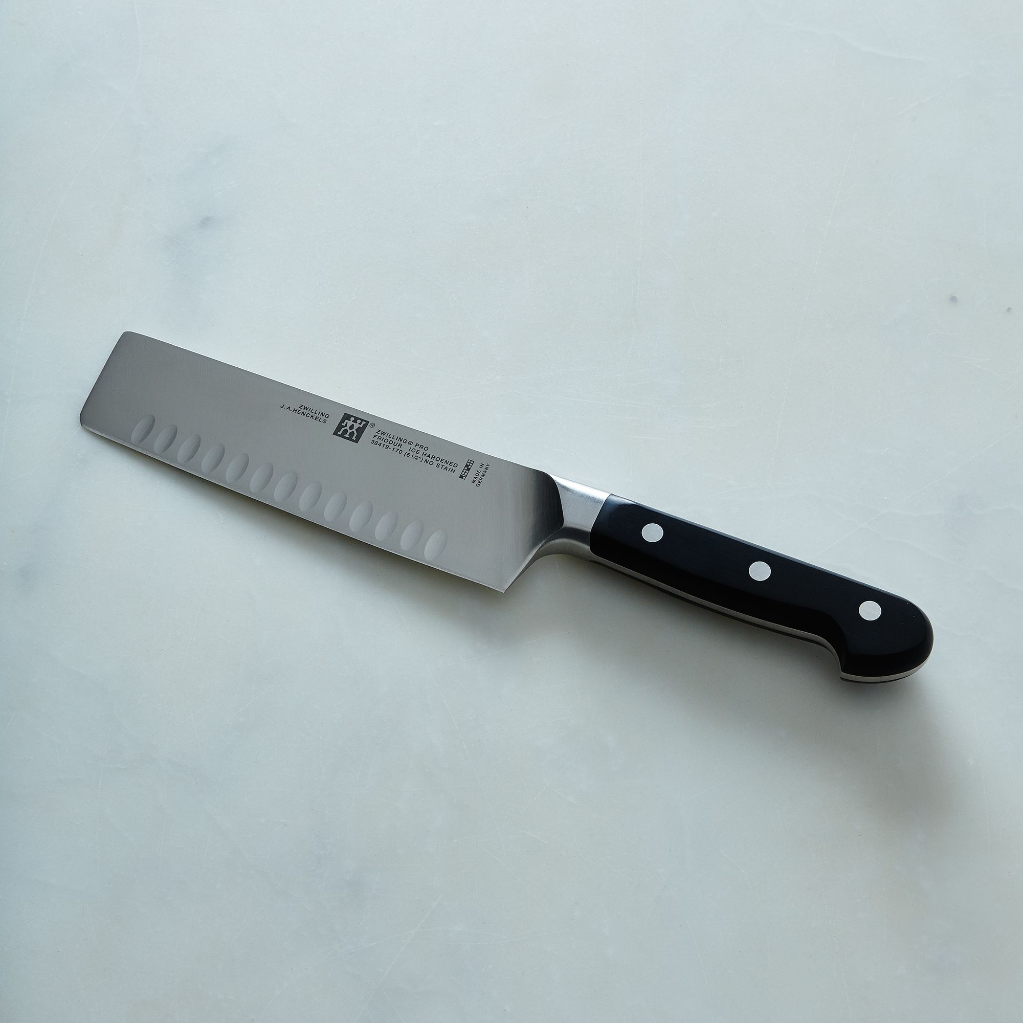zwilling j a henckels pro rocking santoku knife on food52
