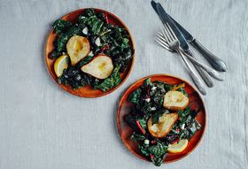 48300d94 4bfa 490f b108 e59ad6cc3609  roasted pear and chard salad6