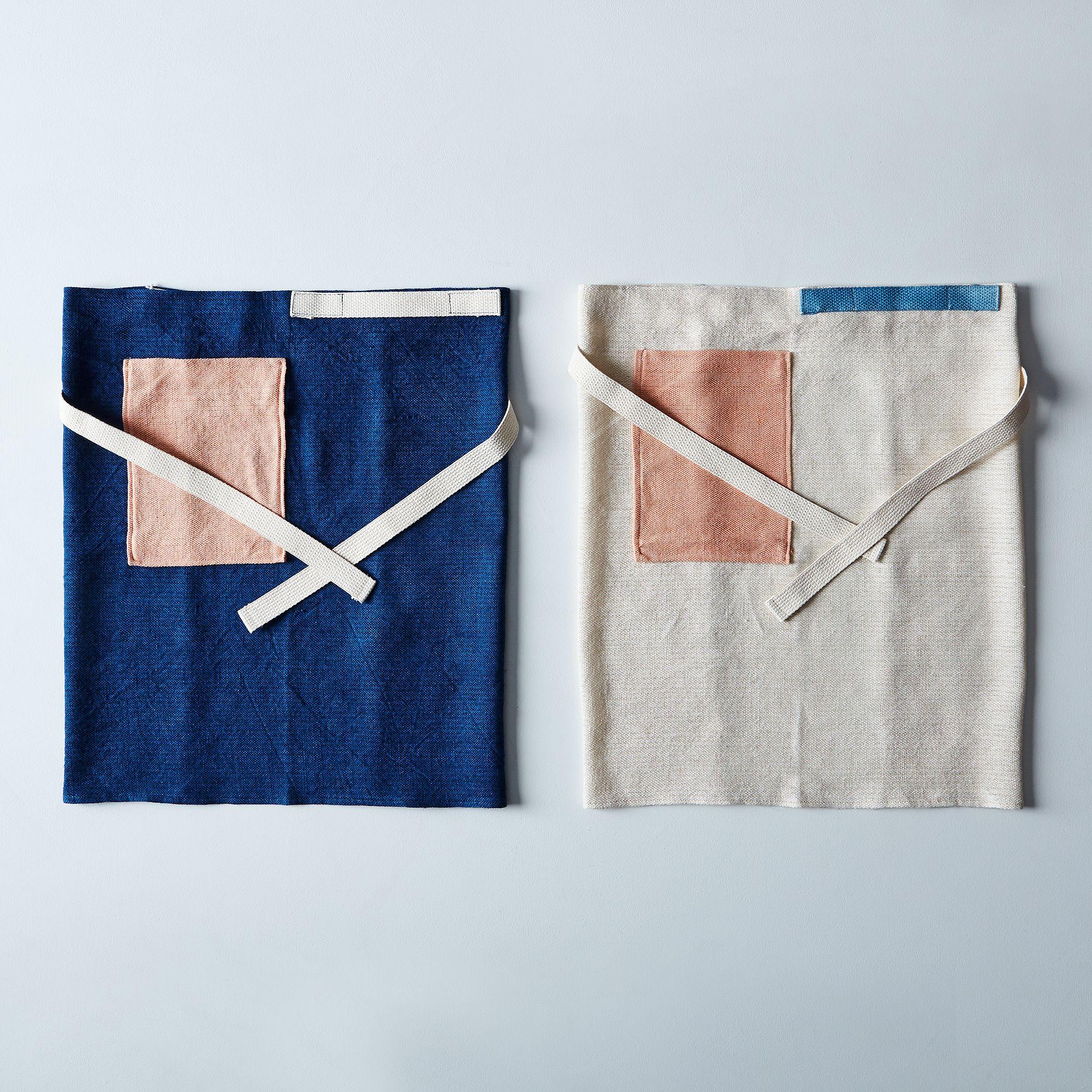 White half apron walmart - Handwoven Half Boxy Apron