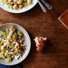 1a6e35e8 9926 47c8 9d30 376535a27e40  2016 0216 cauliflower salad with grapes cheddar and almonds mark weinberg 512