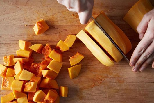 A 'Why Didn't I Think of That?' Way to Peel Butternut Squash