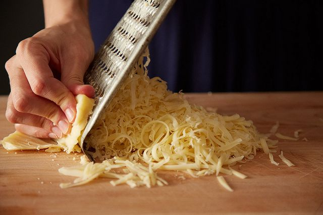 Cheddar Cheese Taste Test