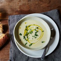 How to Salvage Salad Greens—By Way of Soup