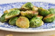Brussels Sprouts with Pine Nuts and Thyme