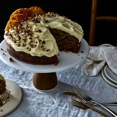 Hummingbird Cake with Buttermilk Glaze
