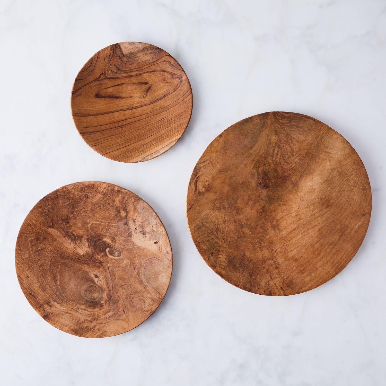Teak Wood Plate On Food52