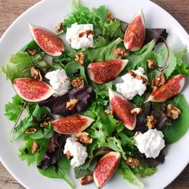 Figs in My Salad