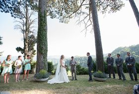 What our Events Director Learned Planning Her Wedding in Rural Italy