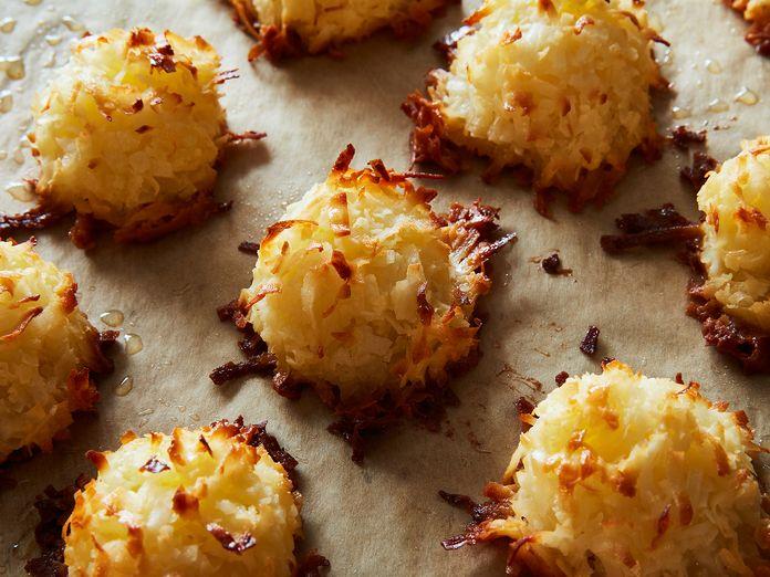 The Genius Ingredients Coconut Macaroons Were Missing