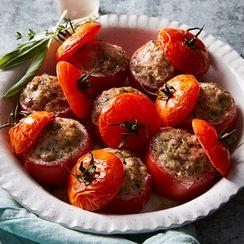 Daniel Boulud's Tomates Farcies